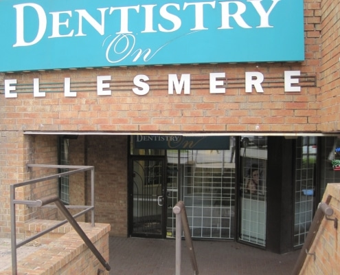 Dentistry on Ellesmere office